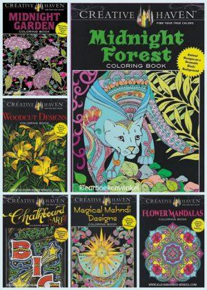 Malbücher für Erwachsene kleurboekenwinkel