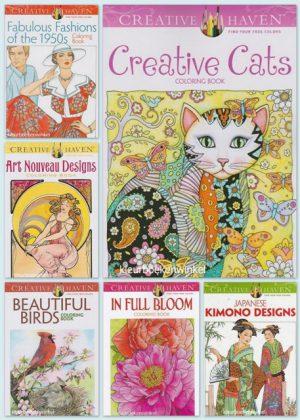 kleurboeken eigentijds